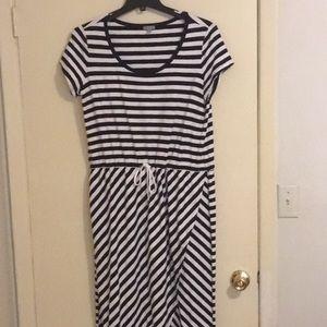 A Talbots dress.